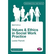 Values and Ethics in Social Work Practice, Paperback