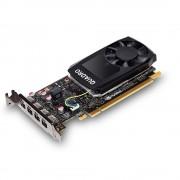 VC, Fujitsu NVIDIA Quadro P1000, 4GB, PCIe x16 (S26361-F2222-L104)