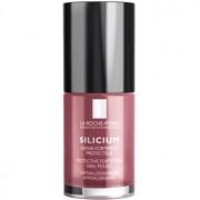 La Roche-Posay Silicium Color Care esmalte de uñas tono 16 Raspberry 6 ml