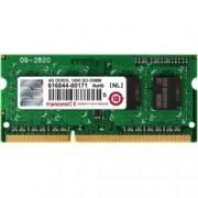 4GB DDR3L 1600MHz, SODIMM, Transcend, 1.35V