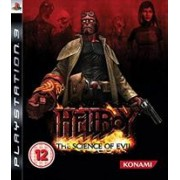 PlayStation 3 Games: HELLBOY-The Science of Evil