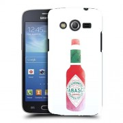 Husa Samsung Galaxy Core 4G LTE G386F Silicon Gel Tpu Model Tabasco