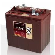Batería de plomo ácido abierto Trojan para buggies de golf T-605 6V 210Ah Ciclo profundo