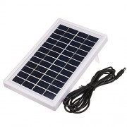 HITSAN 3W 12V Mini Polycrystalline Silicon Solar Panels DIY Powered Kit System One Piece