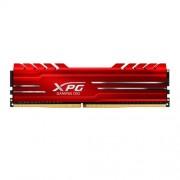 Memorija 8GB DDR4-3000 UDIMM Adata XPG Gammix D10 Red AX4U300038G16-SRG