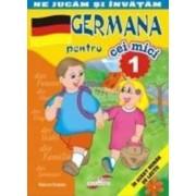 Germana pentru cei mici 1 - Raluca Sadula