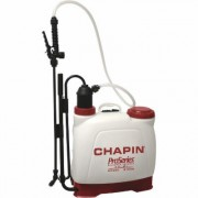 Chapin Backpack Sprayer - 4-Gallon Capacity, 90 PSI, Model 61500