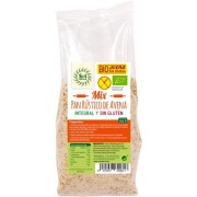 Sol Natural Mix rustic bread to whole oat bio 500g