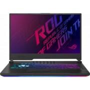 Laptop Gaming ASUS ROG Strix G Intel Core (9th Gen) i7-9750H 512GB SSD 8GB nVidia GeForce GTX 1650 4GB FullHD RGB Black Bonus Bundle Gaming Intel Marvel's