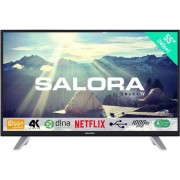 Salora Ultra HD/4K smart led-tv 139 cm SALORA 55UHS3500