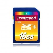 Transcend Memory Card 16gb Sdhc