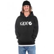 Kape Skateboards The Classic R.O.V. Tech Hoodie : black - Size: Small