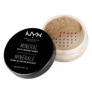 NYX Professional Makeup NYX Mineral Finishing Pó Compacto Mineral - Medium/Dark 8g