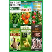 6 Books in 1: Agriculture, Agronomy, Animal Husbandry, Sustainable Agriculture, Tropical Agriculture, Farm Animals, Vegetables, Frui/Htebooks