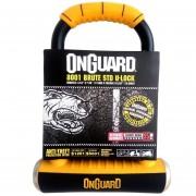 Candado Bicicleta O Moto Onguard U Lock 8001 Nivel Seguridad 95