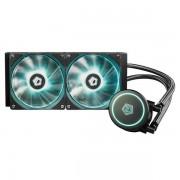 Cooler CPU ID-Cooling Auraflow X 240mm, LED RGB