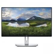 Монитор Dell S2419H, 23.8 инча Wide LED, IPS Anti-Glare, InfinityEdge, FullHD 1920x1080, 99% sRGB, 5ms, 1000:1, 250 cd/m2, HDMI, Speakers, Черен и Сре