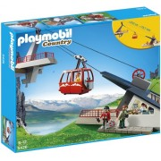 PLAYMOBIL 5426 Cable Alpine Car Playset