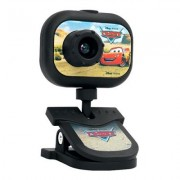 Webcam Clone Disney Pixar Carros 2.0 Megapixels USB - Clone