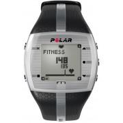 Ceas activity tracker Polar FT7F (Negru/Argintiu)