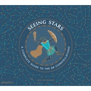 Seeing Stars - A Complete Guide to the 88 Constellations(Cartonat) (9780714877228)
