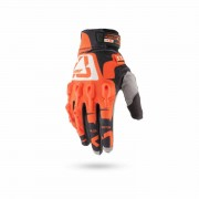 Leatt Crosshandskar - Orange/Svart/Vit - Leatt