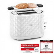 Granada Bianca tostapane 2 vani 1000 W bianco