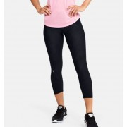 Under Armour Dameslegging UA Fly Fast Jacquard Crop - Womens - Black - Grootte: Extra Small