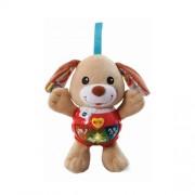 VTech Baby knuffel & speel puppy bruin