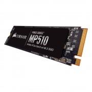 SSD M.2, 960GB, Corsair Force MP510 series, 3D TLC NAND (CSSD-F960GBMP510B)