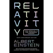 Relativity: The Special and the General Theory, 100th Anniversary Edition, Hardcover