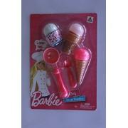 Barbie P121_1 Pastry Chef Blister Assortment, Multi Color