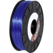 3D nyomtató szál Innofil 3D PLA-0024B075 PLA műanyag 2.85 mm Kék (áttetsző) 750 g (1417268)