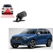 Auto Addict Car Styling Anti Collision Safety Line Led Laser Fog Lamp Brake Lamp Running Tail Light-12V Cars For Volvo XC90