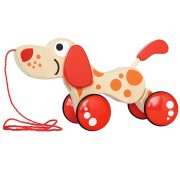 Wobbly Walk along Puppy by Hape
