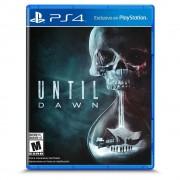 Playstation until dawn ps4