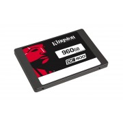 Disco SSD KINGSTON 960Gb SATA3 DC400 -564TB (0.32 DWPD)-99K IOPS