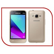 Сотовый телефон Samsung SM-J106F/DS Galaxy J1 Mini Prime Gold