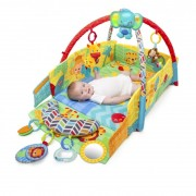 Salteluta de joaca 5 in 1 Sunny Safari Baby Play Place