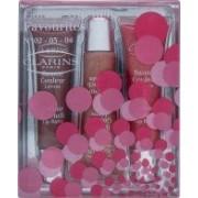 Clarins Colour Quench Gift Set 3 x 15ml Bálsamo Labial