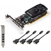 PNY Quadro P1000 DVI V2 4GB