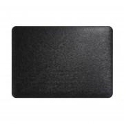 Patrón De Seda De Calidad A Dos Caras Funda De Cuero Para El Macbook Pro De 15,4 Pulgadas