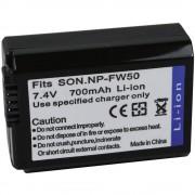 Baterija za kameru Conrad energy7.4 V 700 mAh zamjenjuje originalnu bateriju NP-FW50
