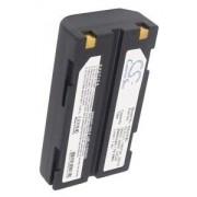 Trimble 54344 battery (2600 mAh, Black)