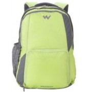 Wiki by Wildcraft Geek 3.1 Green Laptop Backpacks 21 L Backpack(Green)