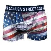 boxer homme twinday motif street usa