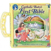Catholic Baby's First Bible, Hardcover/Regina Press Malhame & Company