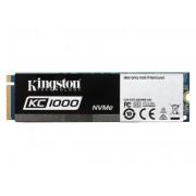 KINGSTON 480GB M.2 NVMe SKC1000/480G SSDNow KC1000 series