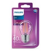 Philips LED E27 P45 teplá bílá 4W/40W