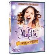 Disney - Violetta-Emotia concertului (DVD)